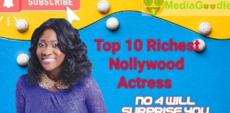 Top 10 Richest Nigerian Actresses 2020