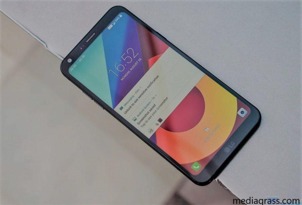LG Q7 PHONE