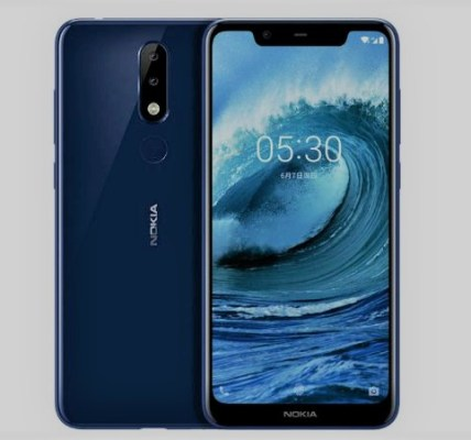Nokia X5 launched in India