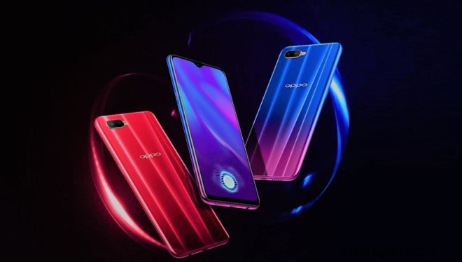 Oppo K1-specifications