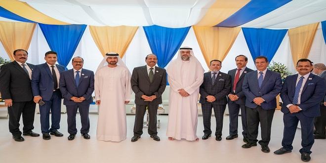 Crown Prince of Sharjah inaugurates new branch of Lulu