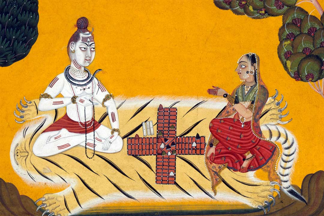 Five ancient Indian board games