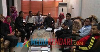 Sejumlah anggota Dewan Perwakilan Rakyat Daerah (DPRD) Kabupaten Konawe, Sulawesi Tenggara (Sultra)