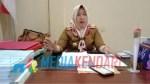 Kepala Disdukcapil Konsel, Nurlita Jaya AS. (Foto : Erlin)