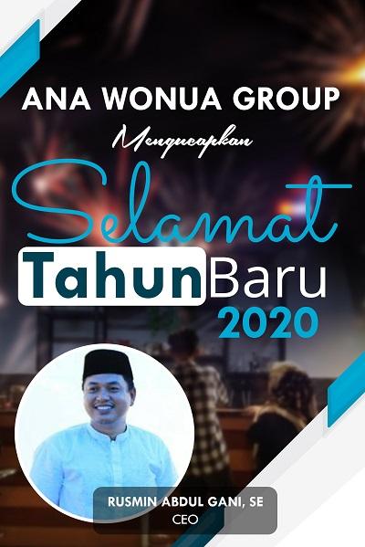 TAHUN BARU ANA WONUA GROUP