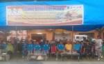 Pembukaan turnamen bola voli terbuka Bupati Cup V.