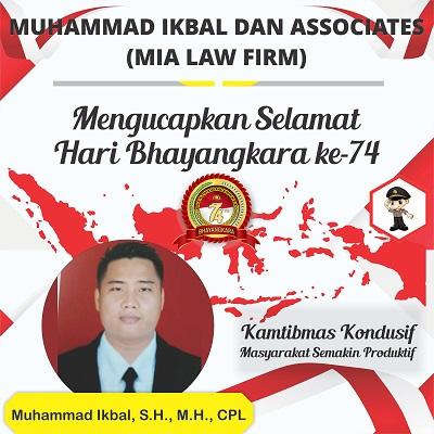 Iklan Muhammad Ikbal Associates