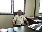 Kepala BKPSDM Mubar, Laode Mahajaya, SKM. M, Kes.