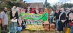 Ketua BKMT bersama pengurus dan Anggota, Salurkan Sembako untuk warga Korban Banjir di Kecamatan Anggotoa