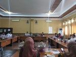 Kunker Anggota DPRD Kota Makassar di DPRD Konsel