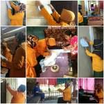 Proses pelaksanaan empat program mahasiswa KKN Tematik UHO di Konawe