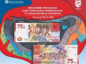 Peluncuran Uang Kertas