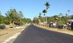 Jalan nasional yang ada di Mubar