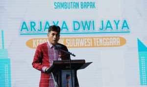 Tampak Kepala OJK Provinsi Sultra, Arjaya Dwi Raya (Foto: Ist)