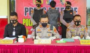 Polres Konsel Ungkap Pembunuhan Berlatar Cemburu di Lokasi Tambang Nikel