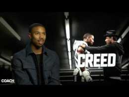 Creed's Michael B Jordan on getting hit, staying motivated and ice baths