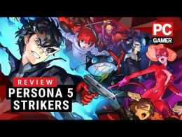 Persona 5 Strikers | PC Gamer Review