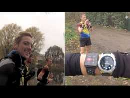 Samsung Gear S3 vs Apple Watch 2 vs Garmin Forerunner 735XT: Battery and GPS 50k test