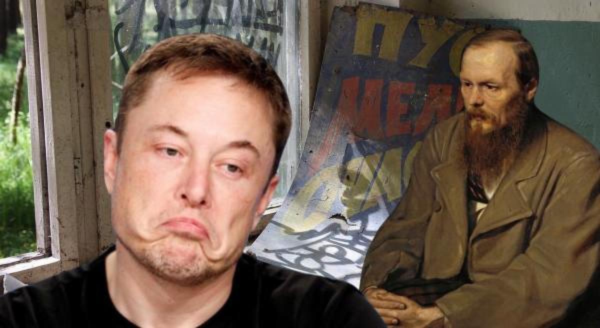 Илон Маск ругается по-русски, но людям уже не смешно. Ведь от миллиардера ждут не оскорблений, а оправданий