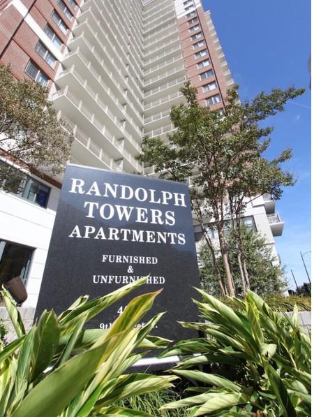Arlington High Rise Apartments Randolph Towers