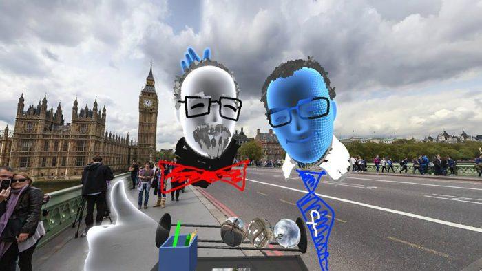 Facebook F8 - Social VR Demo