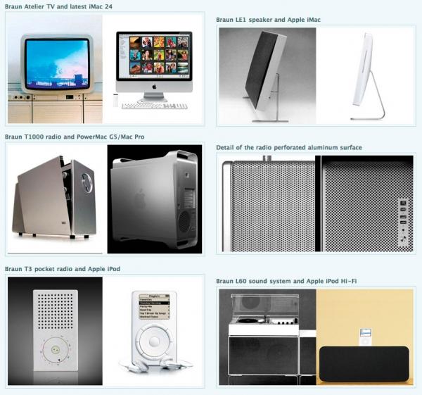 "Apple's ""Braun Design-Remix"""