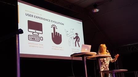 Virtual Reality Vortrag