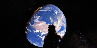 Virtual Reality Google Earth