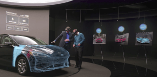 Augmented Reality und Virtual Reality in der Automobilindustrie