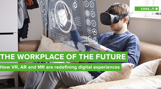 Future of Work with Mixed Reality