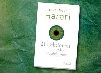 Cover 21 Lektionen für das 21. Jahrhundert - Harari