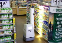Walmart Roboter