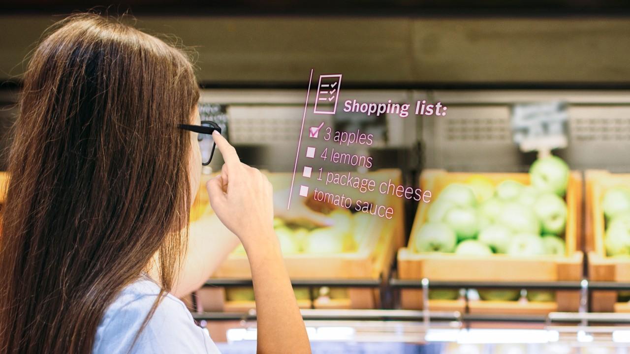 Bosch Smartglass