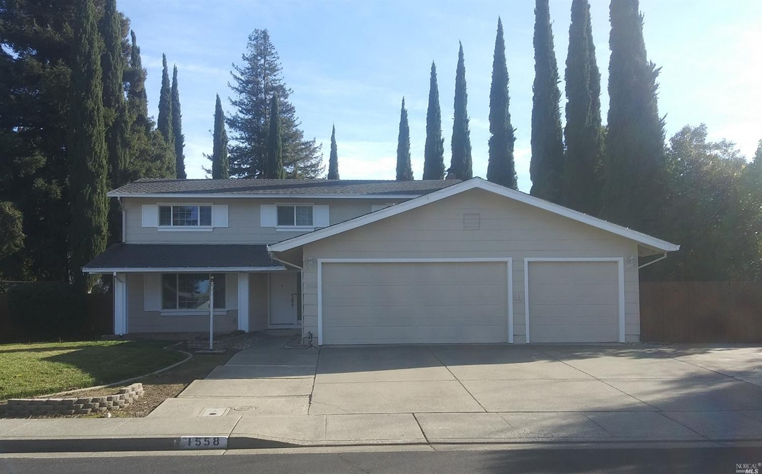 Vacaville Homes Sale