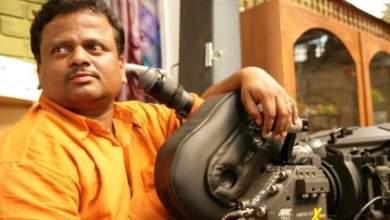 Photo of അന്തരിച്ച സംവിധായകനും ഛായാഗ്രഹകനുമായ കെ.വി. ആനന്ദ്കോവിഡ് ബാധിതനായിരുന്നുവെന്ന് റിപ്പോർട്ട്