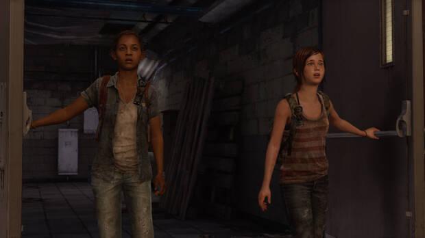 Naughty Dog consigue que todos sus personajes conecten con el jugador porque hay coherencia entre su aspecto y sus actos.