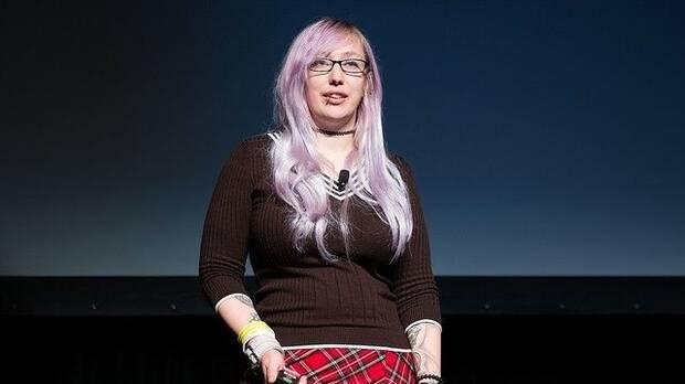 Zoe Quinn acaba de publicar un libro contando su experiencia durante el GamerGate.