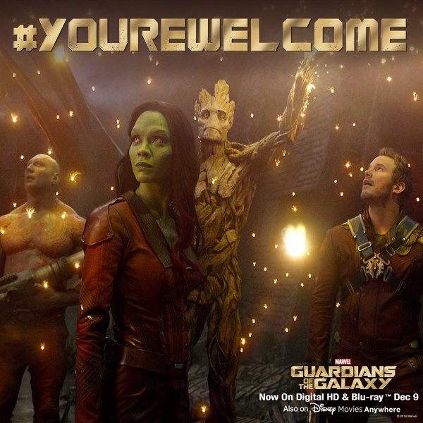 Guardians of the Galaxy / Disney