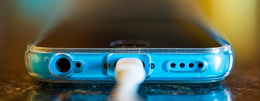 Smartphone charging / r. nial bradshaw
