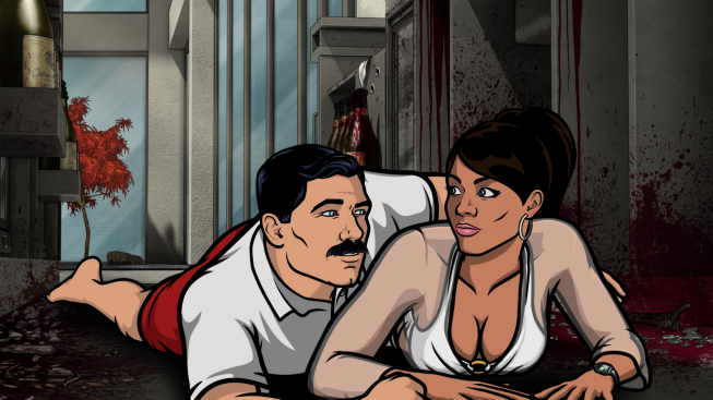 'Archer' Review of Late-Night Cartoon