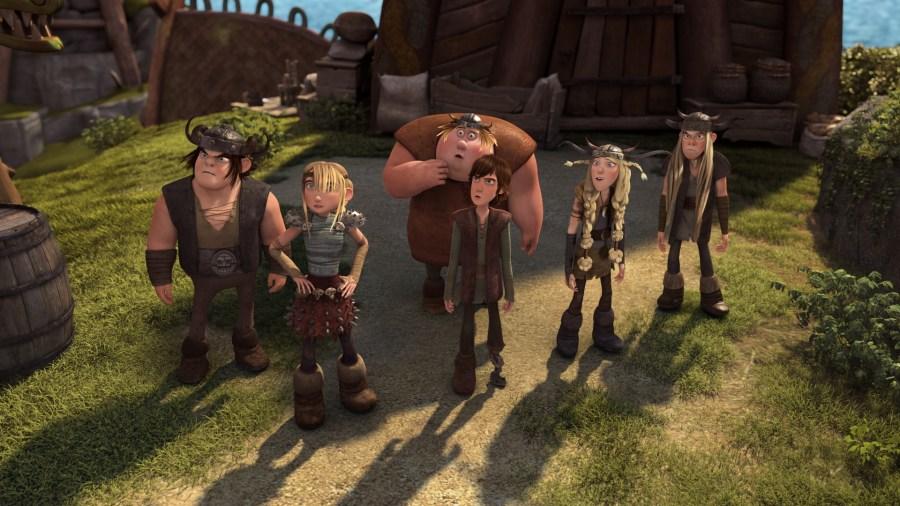 DreamWorks Dragons: Riders of Berk / Cartoon Network