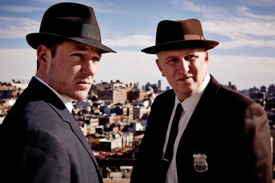 Public Morals / Ed Burns and Michael Rappaport / TNT