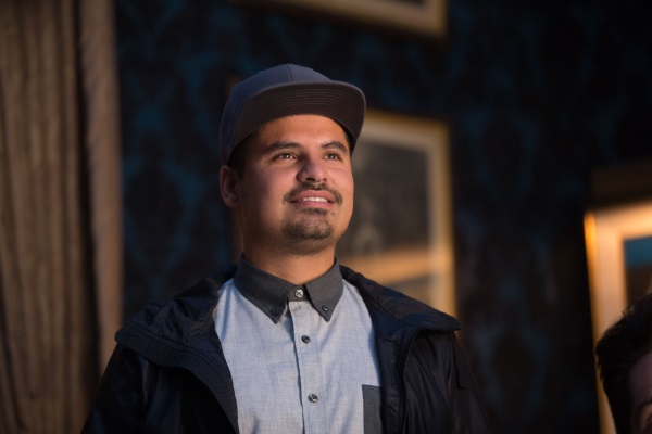 Marvel's Ant-Man Luis (Michael Peña) Photo Credit: Zade Rosenthal © Marvel 2014