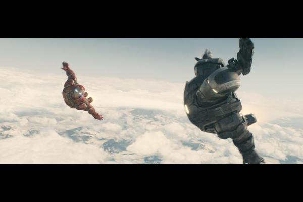 Iron Man and War Machine / Marvel / Disney