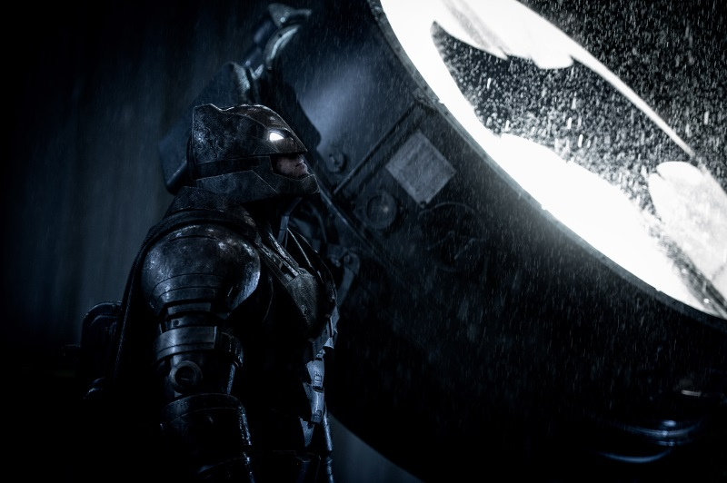 Ben Affleck as Batman in 'Batman v Superman' / Warner Bros.