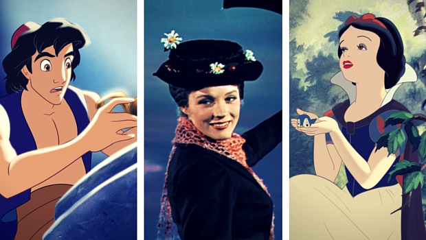 Best Disney Movies of All Time