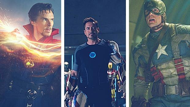 Marvel Movie Timeline by Media Medusa
