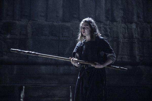 Arya in 'Game of Thrones' Season 6