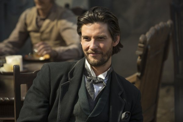 Ben Barnes on Westworld