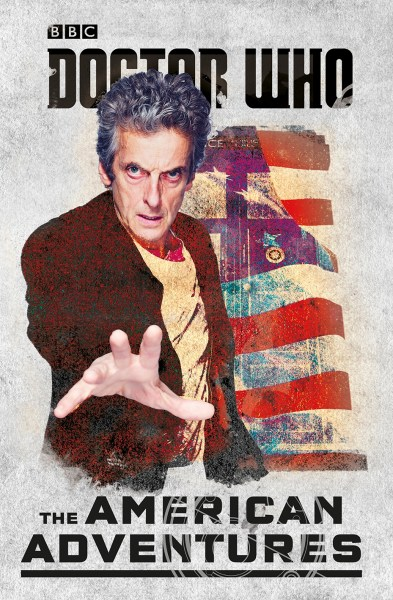 All about the BBC book Doctor Who American Adventures.